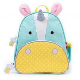 mochila infantil zoo unicornio skip hop 01