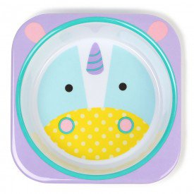 bowl zoo skip hop unicornio 01