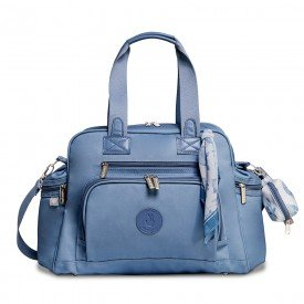 bolsa de maternidade termica masterbag baby everyday fauna azul 01