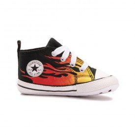 tenis converse all star chuck taylor my first all star flames 01