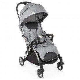 carrinho de bebe chicco goody plus encanto enxovais cool grey 01