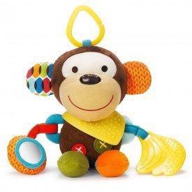 mobile de atividades bandana buddies macaco skip hop 1 encanto enxovais