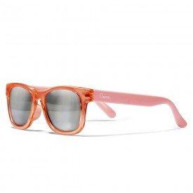 oculos de sol infantil chicco lente espelhada 24m encanto enxovavis rosa 01