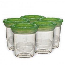 potes para armazenamento de leite mam 5 unidades 120ml 01