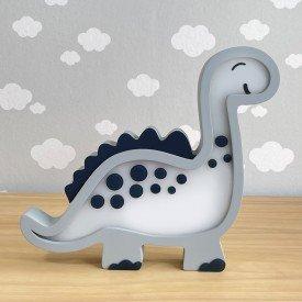 luminaria de mesa com led sem fio rh baby kids encanto enxovais dinossauro 01