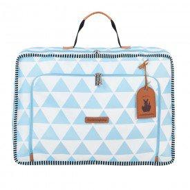 mala maternidade vintage masterbag baby manhattan azul 01